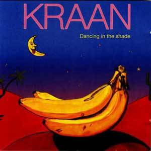 Cover - Kraan: Dancing In The Shade