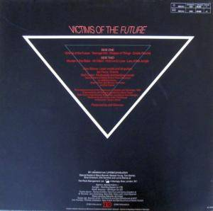 Gary Moore: Victims Of The Future (LP) - Bild 2