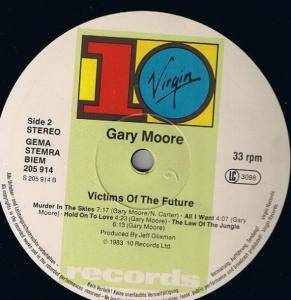 Gary Moore: Victims Of The Future (LP) - Bild 6