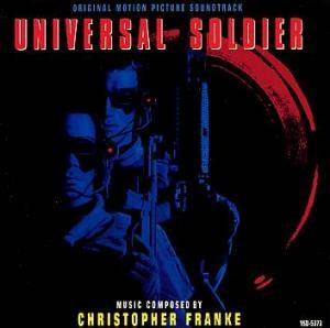 Cover - Christopher Franke: Universal Soldier