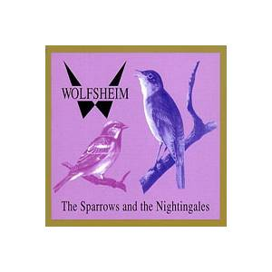 Wolfsheim: Sparrows And The Nightingales, The - Cover