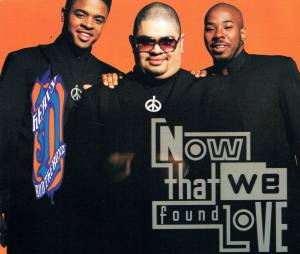 Heavy D. & The Boyz: Now That We Found Love - Cover