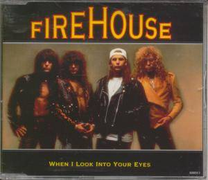 Firehouse: When I Look Into Your Eyes - Cover