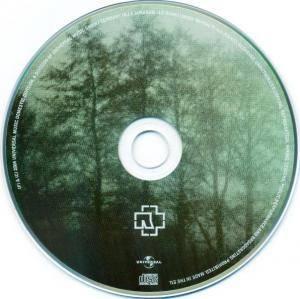 Rammstein: Ohne Dich (Single-CD) - Bild 4