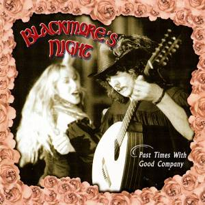 Blackmore's Night: Past Times With Good Company - Cover