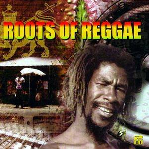 Roots Of Reggae - Cover