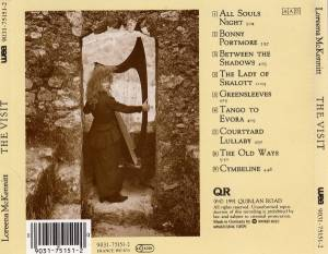 Loreena McKennitt: The Visit (CD) - Bild 2