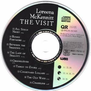 Loreena McKennitt: The Visit (CD) - Bild 3