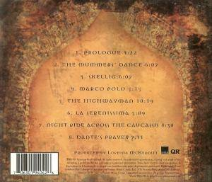 Loreena McKennitt: The Book Of Secrets (CD) - Bild 2