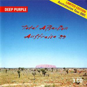 Deep Purple: Total Abandon - Australia '99 - Cover