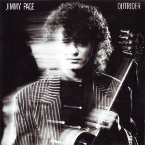 Jimmy Page: Outrider - Cover
