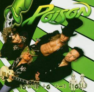 Cover - Poison: Power To The People