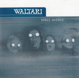 Waltari: Space Avenue - Cover