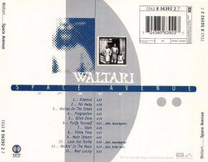 Waltari: Space Avenue (CD) - Bild 2