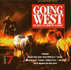Going West - The Best Of Country & Rock - Cover