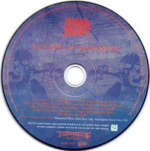 Morbid Angel: Altars Of Madness (CD) - Bild 2
