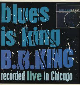 B.B. King: Blues Is King (LP) - Bild 1