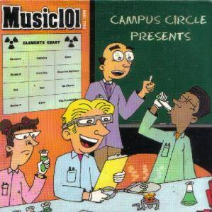 Cover - Shivaree: Campus Circle Presents Music101 / Fall 1999