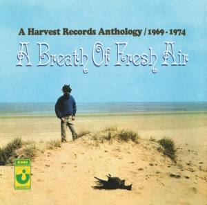Cover - Panama Limited Jug Band: Breath Of Fresh Air - A Harvest Records Anthology 1969-1974, A
