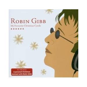 Cover - Robin Gibb: My Favourite Christmas Carols