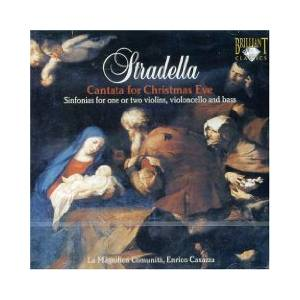 Cover - Alessandro Stradella: Cantata For Christmas Eve