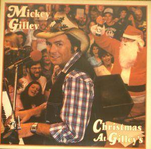 Cover - Mickey Gilley: Christmas At Gilley's
