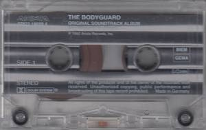 The Bodyguard: Original Soundtrack Album (Tape) - Bild 6