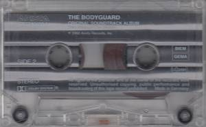 The Bodyguard: Original Soundtrack Album (Tape) - Bild 7