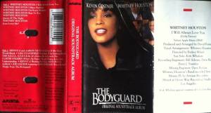 The Bodyguard: Original Soundtrack Album (Tape) - Bild 9