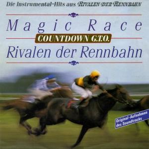 Magic race rivalen der rennbahn
