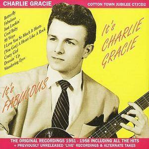 Cover - Charlie Gracie: It's Fabulous - It's Charlie Gracie