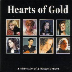 Cover - Juliet Turner: Hearts of Gold »A celebration of A Woman's Heart