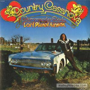 Cover - Commander Cody & His Lost Planet Airmen: Country Casanova