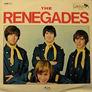 Cover - Renegades, The: Renegades, The