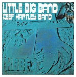 Cover - Keef Hartley Band: Little Big Band