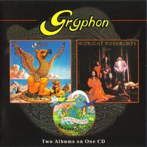 Cover - Gryphon: Gryphon / Midnight Mushrumps