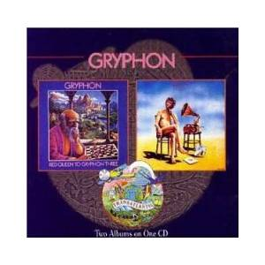 Cover - Gryphon: Red Queen To Gryphon Three / Raindance