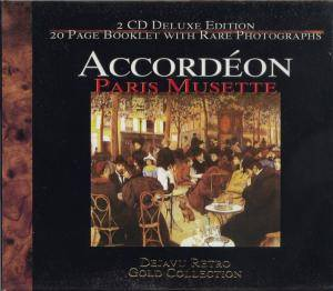 Cover - Jean Gabin: Accordéon Paris Musette