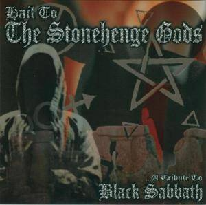 Cover - Premonition: Hail To The Stonehenge Gods...A Tribute To Black Sabbath