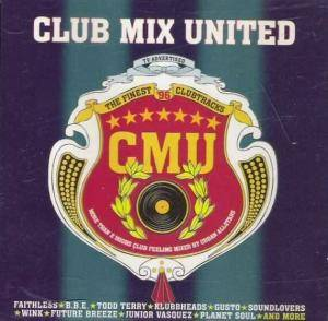 Cover - Gusto: Club Mix United