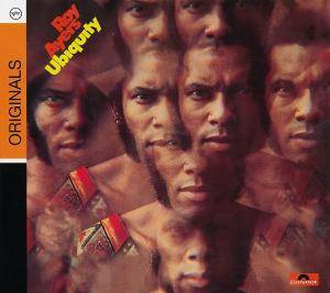 Cover - Roy Ayers: Ubiquity