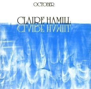 Cover - Claire Hamill: October