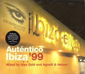 Cover - Full Intention: Auténtico Ibiza '99