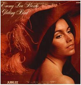 Cover - Emmylou Harris: Gliding Bird