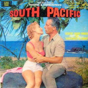 Richard Rodgers & Oscar Hammerstein II: South Pacific - Cover
