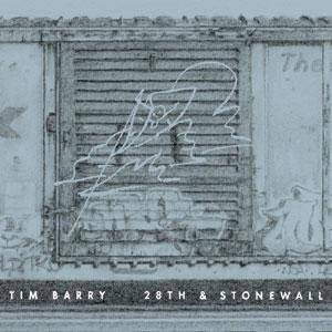Tim Barry: 28th & Stonewall - Cover
