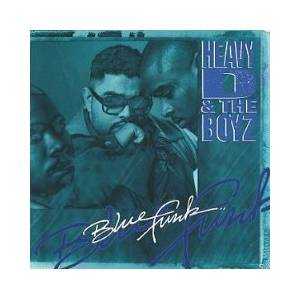 Cover - Heavy D. & The Boyz: Blue Funk