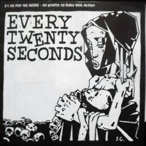 Cover - Sawn Off: Every Twenty Seconds