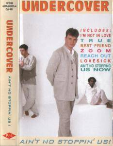 Cover - Undercover: Ain't No Stoppin' Us!