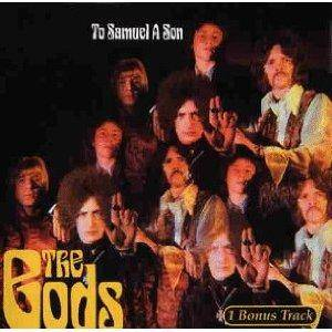 The Gods: To Samuel A Son - Cover